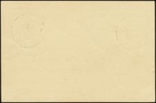 MiNr. P1 (No. 37)<br/>(back)