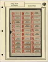 MSP Registration Labels