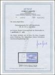 Gabisch Certificate