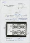 Pickenpack Certificate