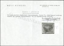 Rungas Certificate