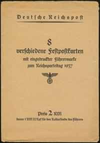 MiNr. P264 envelope (front)