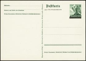 MiNr. P279 (front)