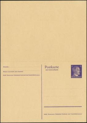 MiNr. P302 (front)