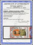 Ceremuga Certificate