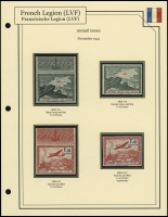 1941 Airmail Issues