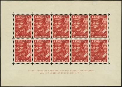MiNr. Block 1 (MiNr. 402 x10)