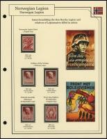 Legion Stamps