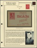 Degrelle Booklet