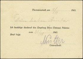 Reply Card (front)