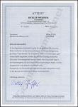 Pfeiffer Certificate