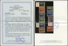 Jungjohann Certificate