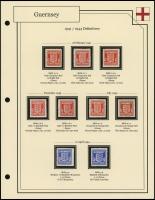 1941 / 1944 Definitives