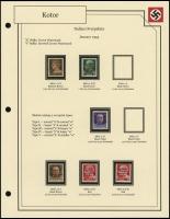 Italian Overprints