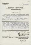Ercegović Certificate