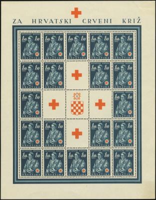 MiNr. 66 Sheet