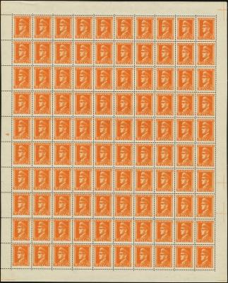 MiNr. 146 Sheet