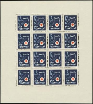 MiNr. 169 Sheet