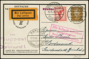 DV-A ZES<br />Postcard (front)