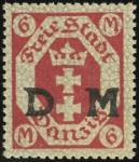 MiNr. 26 b