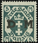 MiNr. 30 X