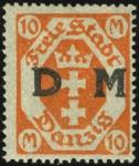 MiNr. 31 X