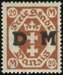 MiNr. 32 Y
