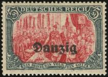 MiNr. 15 B