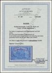 Gruber Certificate