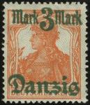 MiNr. 29 II