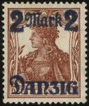MiNr. 43 II