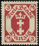 MiNr. 104 b