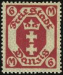MiNr. 109 a