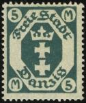 MiNr 124 X