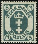 MiNr. 124 Y
