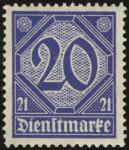 MiNr. 19 a