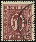 MiNr. 66 b