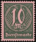 MiNr. 68 a