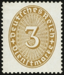 MiNr. 114 X