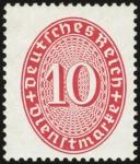 MiNr. 117 X