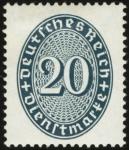 MiNr. 119 X