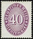 MiNr. 121 Y