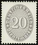 MiNr 126 X