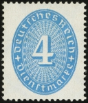 MiNr. 127 X