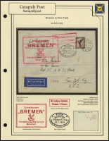 <i>Bremen</i> - New York (22 July 1929)