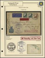 <i>Bremen</i> - New York (1 August 1934)