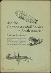 Advertisement (front)
