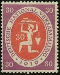 MiNr. 110 b
