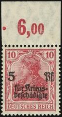 MiNr. 105 a
