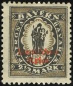 MiNr 133 II